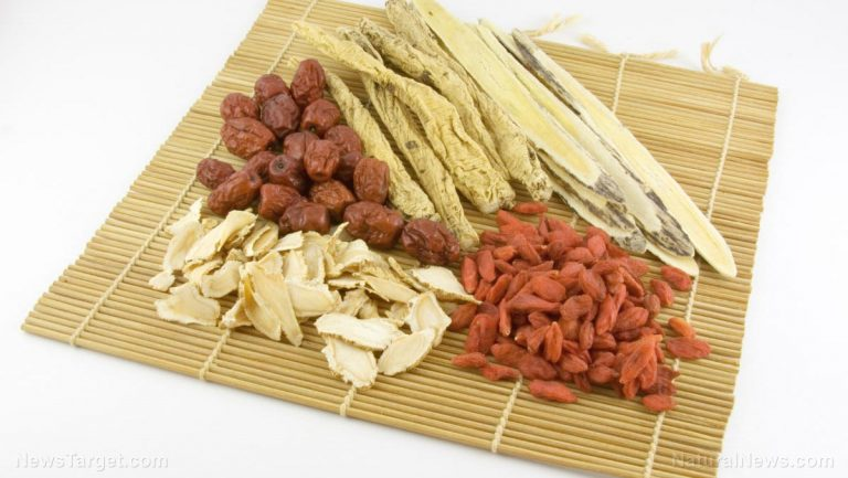 Traditional Chinese Herbs Medicine 768x433 - Foods That Can Prevent Fat Buildup In Your Liver